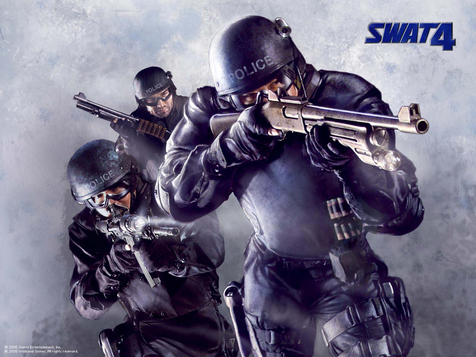 The Sierra Chest Swat 4 Wallpapers Themes
